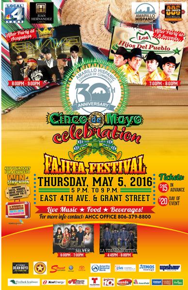 Cinco de Mayo Fajita Festival