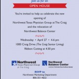 Northwest AHCC Ribbon Cutting