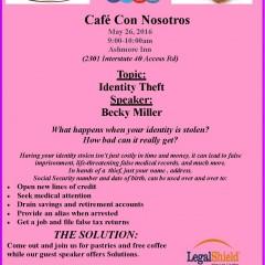 Cafe Con Nosotros