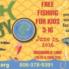 Fish Derby – 6/25/2016