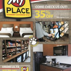 My Place Economy Extended Stay 35% Off