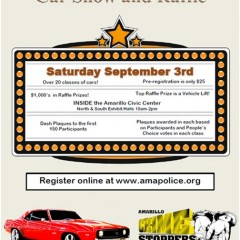 8th Annual Crime Stoppers Car Show – 9/3/2016