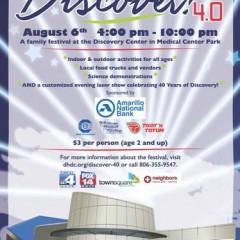 Discover! 4.0 Celebration – 8/6/2016