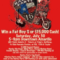 Family Support Service Harley Party – 7/30/2016