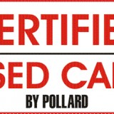 Certified Used Cars by Pollard – 7/29/2016