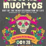 Seventh Annual Dia de los Muertos – 10/28/2016