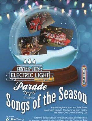 Parade Cancellation – 12/2/16