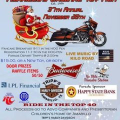37th Annual Toy Run – 11/29/16