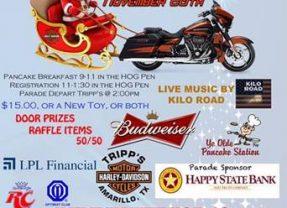 37th Annual Toy Run – 11/29/16