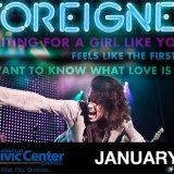 Foreigner – 1/30/2017