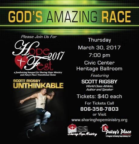 God's Amazing Race @ Amarillo | Texas | United States
