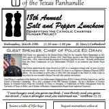 18th Annual Salt & Pepper Luncheon – 3/29/17