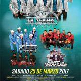Azteca Concerts – La Zenda – 3/25/17