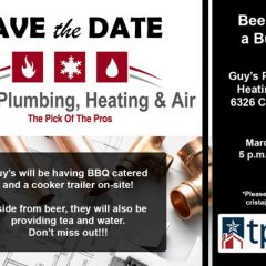 Beer with a Builder – 3/16/17