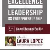 Excellence in Leadership and Entrepreneurship – 4/5/17