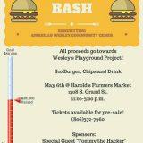 Burger Bash – 5/6/17