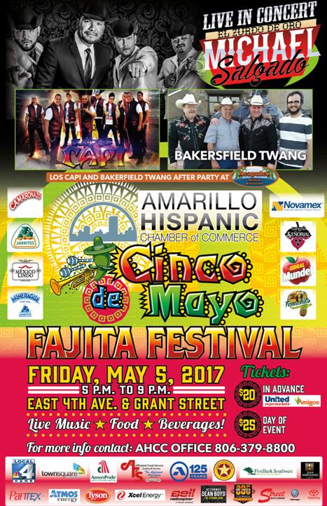 Cinco de Mayo Fajita Festival @ Amarillo | Texas | United States
