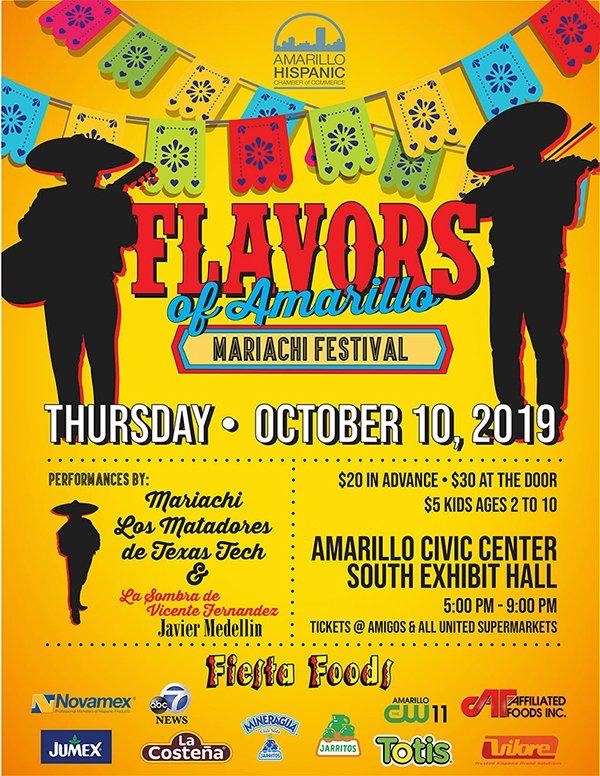 Flavors of Amarillo @ Amarillo Civic Center South Exhibit Hall
