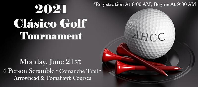Clásico Golf Tournament @ Arrowhead & Tomahawk Courses